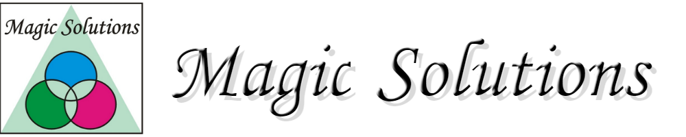 Magic Solutions Logo